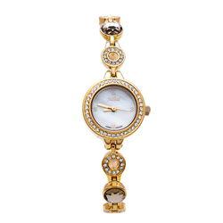 Đồng hồ nữ màu vàng Julius JA-768