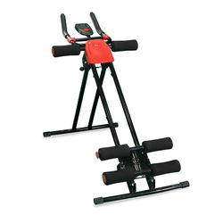 Dụng cụ tập cơ bụng AD FLEX + Tặng 1 thảm Yoga 175x61cm, dày 4mm