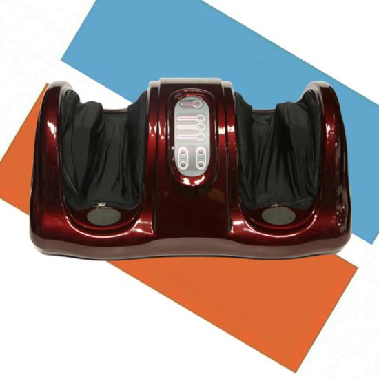 Máy massage chân Foot Massager + Đai massage cổ + 1 lược massage