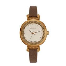 Đồng hồ Julius màu nâu JA-843