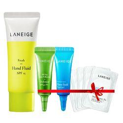 Kem dưỡng dịu mát da tay dạng lỏng Laneige Fresh Hand Fluid 40Ml