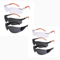 KINT'S- Bộ 6 Kính mát bảo vệ mắt KINTS tặng 1 bộ ví và thắt lưng da thật  + 1 bạt phủ xe máy