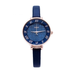 Đồng hồ nữ màu xanh đen Julius JA-869