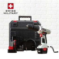 Bộ máy khoan búa Swiss Military