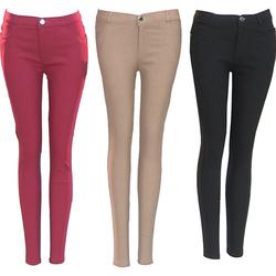 CAGANU-Bộ 03 quần hiệu chỉnh dáng cao cấp(3 quần skinny) tặng 1 túi lớn + 1 ví nhỏ