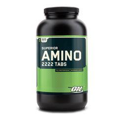 Superior Amino Acid 2222 320 Tabs