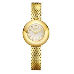 Đồng hồ nữ Julius vàng JA-772