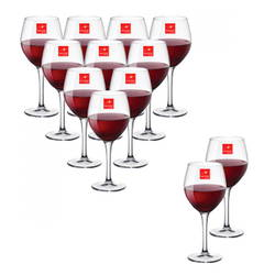 Bộ 12 ly rượu New Kalix Goblet/340ml