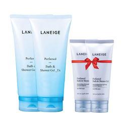 Bộ 2 Sữa tắm hương nước hoa cao cấp Laneige Perfumed Bath & Shower Gel