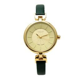 Đồng hồ nữ màu xanh rêu Julius JA-864