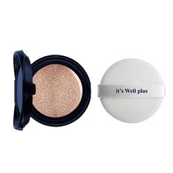 Lõi phấn nước trang điểm mềm mượt và dưỡng trắng da It's Well Plus Gold CC Cushion 15g