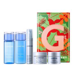 Bộ sản phẩm ngăn ngừa và điều trị lão hóa da Laneige (G)