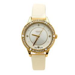 Đồng hồ nữ màu kem Julius JA-826