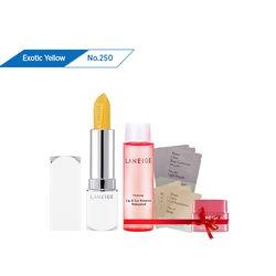 Son thỏi sắc nét Laneige Silk Intense Lipstick #250 Exotic Yellow