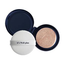 Lõi phấn nước trang điểm kiềm dầu & dưỡng trắng da It's Well Plus Platinum CC Cushion 15g