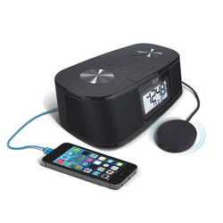 Loa Bluetooth iLuv FM Stereo Clock Radio