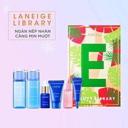 Bộ sản phẩm ngăn ngừa lão hóa da Laneige (E)