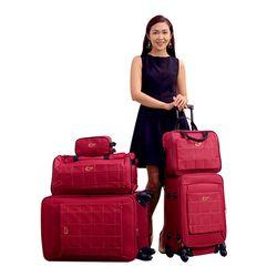 Bộ 2 vali du lịch + 1 túi kéo BLUE SKY