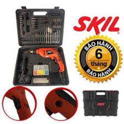 [SKIL - LIVE] Bộ máy khoan đa năng SKIL 6610