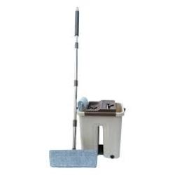 [GN]Bộ lau nhà Homeeasy(tặng 2 thảm, 2 khăn, 3 cuộn lò xo, 2 miếng rửa chén)