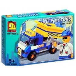Bộ lắp ghép CITY MOTORS SERIES  CM3082-1~4