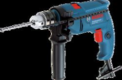 [BOSCH] Bộ khoan GS550 + bộ mũi khoan X34 + Áo mưa