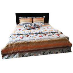 Chăn Drap 1m6 - THIÊN ĐƯỜNG MÙA HÈ - AIR WEAR BED (tặng 2 ruột gối nằm)