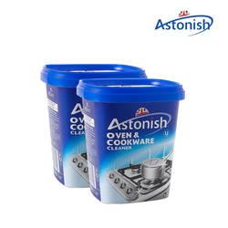 Bộ 2 hộp chất tẩy rửa nhà dụng cụ nhà bếp Astonish