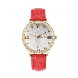 Đồng hồ Mini Hàn Quốc MN2012 màu đỏ