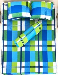 Combo 3 bộ Drap thun lạnh không chăn AIRWEARBED (1m6 x 2m x 25cm) +Tặng 1 mền 180*200 màu ngẫu nhiên