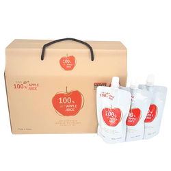 Thiên Phú_ 20 gói nước ép táo + 01 trà Yuja mật ong đảo Jeju 300gr