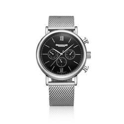 JULIUS - Đồng hồ NAM ánh bạc cao cấp Hàn Quốc + 1 dong ho nu Julius