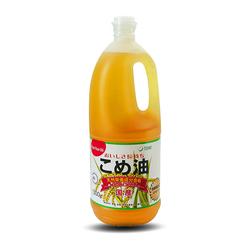 Lập Sơn_1 chai dầu gạo Nhật Bản Tsuno nguyên chất 1500g + 5 mì xào Yakisoba 82g