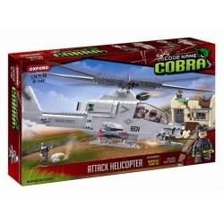 Bộ lắp ghép CODE NAME COBRA (HELICOPTER) CN3536
