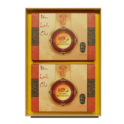GHN_02 hộp nấm linh chi đỏ 250g + 01 hũ mật ong hoa nhãn 230g