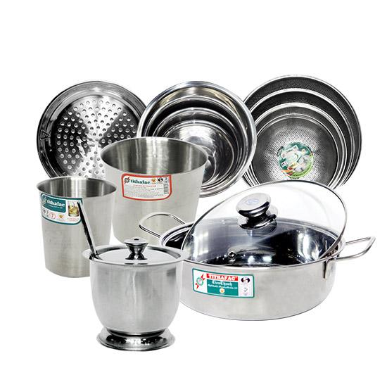 Bộ dụng cụ nhà bếp 31 món Tithafac