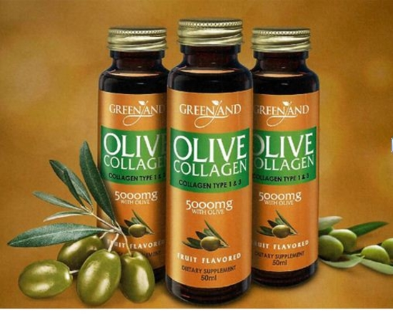 Olive Collagen_4 hộp thực phẩm bảo vệ sức khỏe Olive Collagen (3+1)