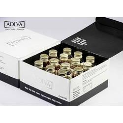 Bộ 04 hộp lớn (14 lọ/hộp) tinh chất làm đẹp collagen ADIVA+01vícầm tay