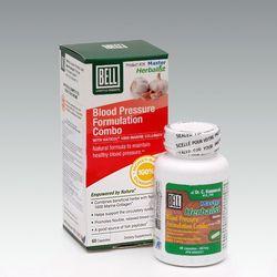 GHN_03 hộp (60 viên/hộp) hỗ trợ huyết áp BELL + 01 máy đo huyết áp Kasumi_LIVE