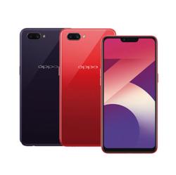 [OPPO] Điện thoại di động A3S (CPH1803) + Tai nghe màu ngẫu nhiên (đỏ/đen)
