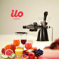 Bộ xay cắt & ép nước trái cây Ilo (1 bình đun Rainy+1 bình nước 1,6L+ Bộ dao kéo Rotel 3 món)