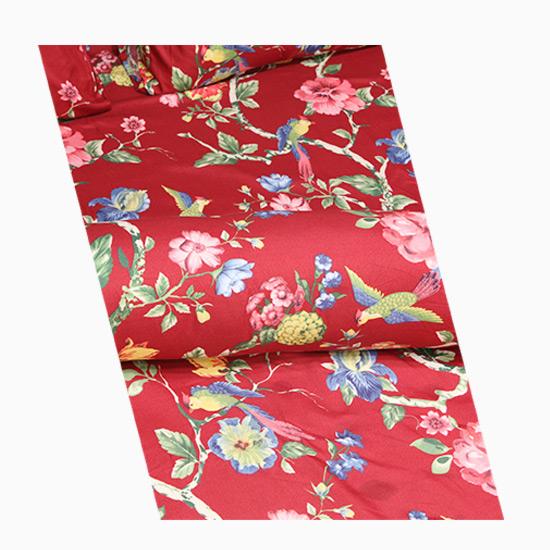 AWB-Bộ drap satin nhung có mền 1m8*2m*25 tặng 02 bộ drap satin nhung