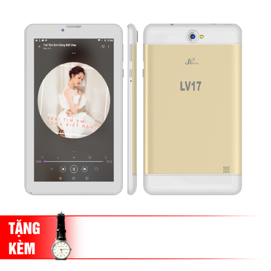 [LV] Máy tính bảng kiêm điện thoại LV17