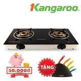 Bếp gas đôi Kangaroo KG506