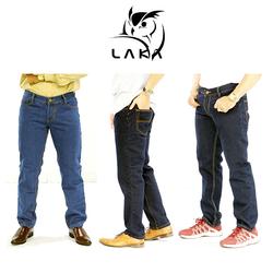 Laka 3 quần dài jean nam tặng 2 áo thun có cổ  +  2 quần mặc nhà