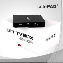Android TV Box Cutepad A8050 + Chuột có dây
