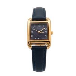 Đồng hồ nữ Julius Hàn Quốc dây da JU1180 xanh