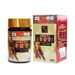GHN_Premium Hansam_Bộ 04 (3+1) lọ cao hồng sâm _990k