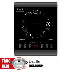 [Goldsun] Bếp từ cảm ứng GI-T21 (Kèm nồi lẩu)