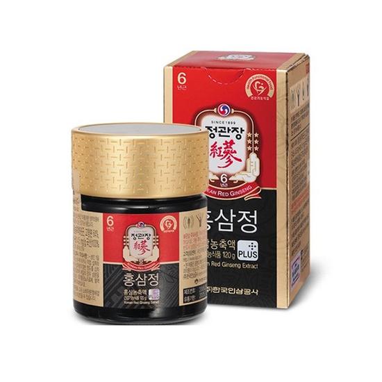 CHEONG KWANG JANG - Tinh Chất Hồng Sâm Cô Đặc KRG Extract (Global Extract 100g)